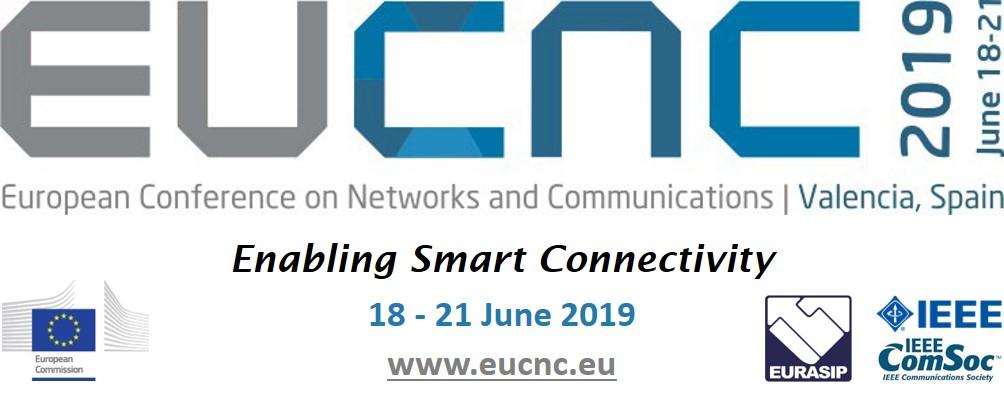 Resultado de imagen de EUCNC